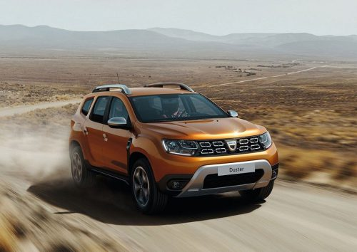 Renault Duster (2018)