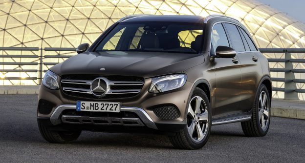 Mercedes-Benz GLC I (X253) 250 d