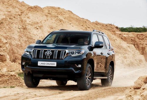 Toyota Land Cruiser Prado 2018