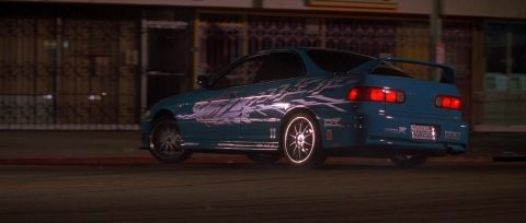 Honda Integra Coupe