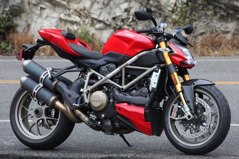 Ducati Streefighter