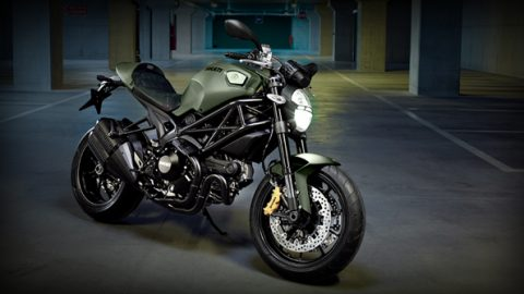 Ducati Monster 1100EVO