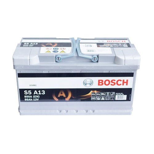 BOSCH S6 AGM/S5 AGM